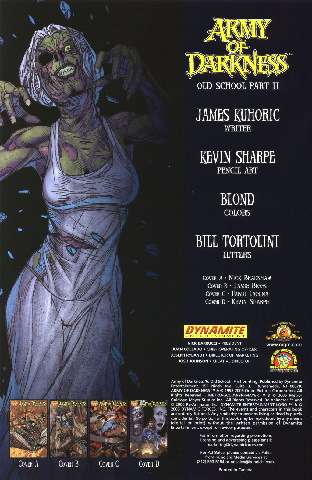 Army of Darkness (2006) Issue #6 #2 - English 4
