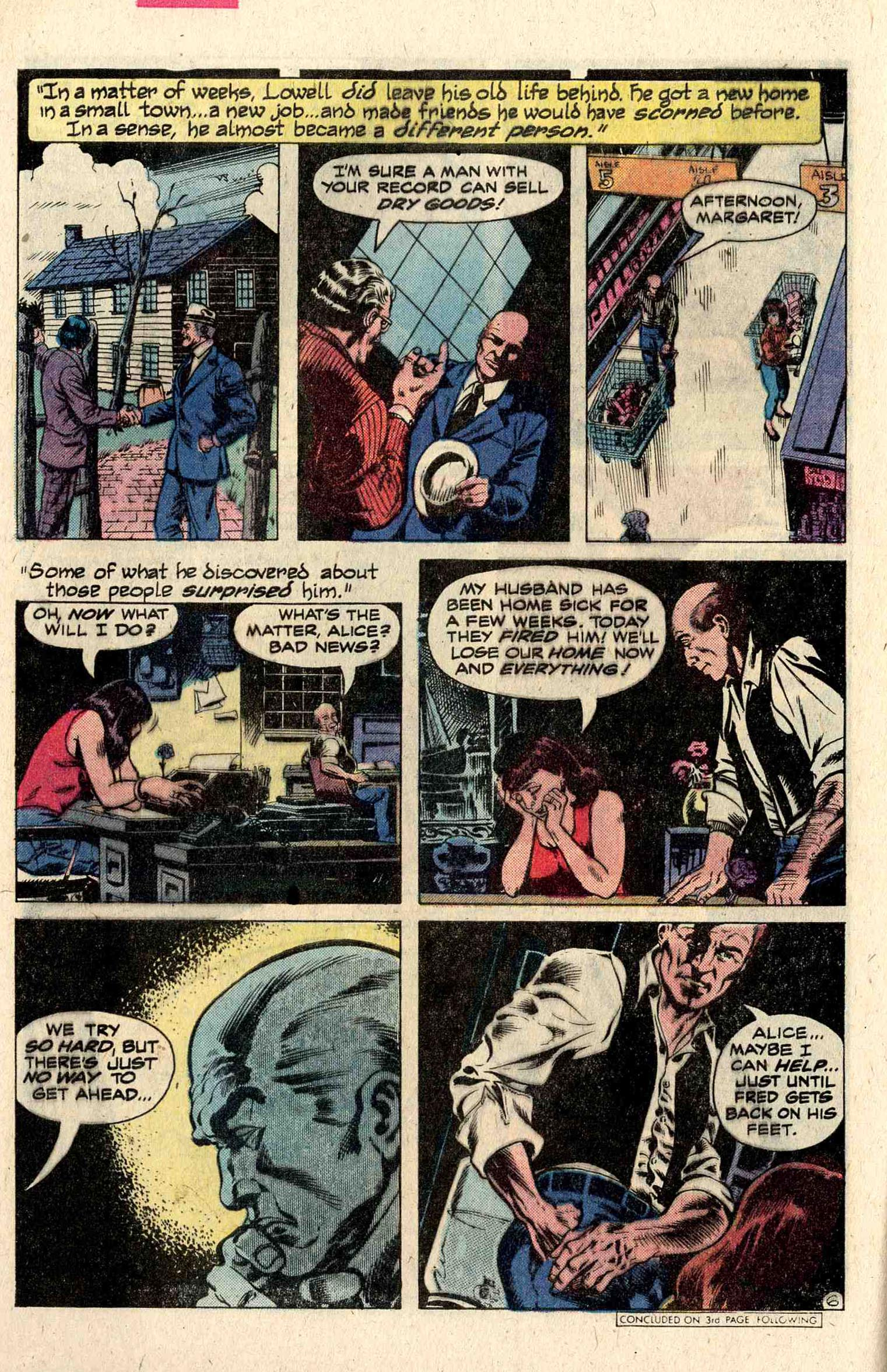 Read online Secrets of Haunted House comic -  Issue #25 - 28