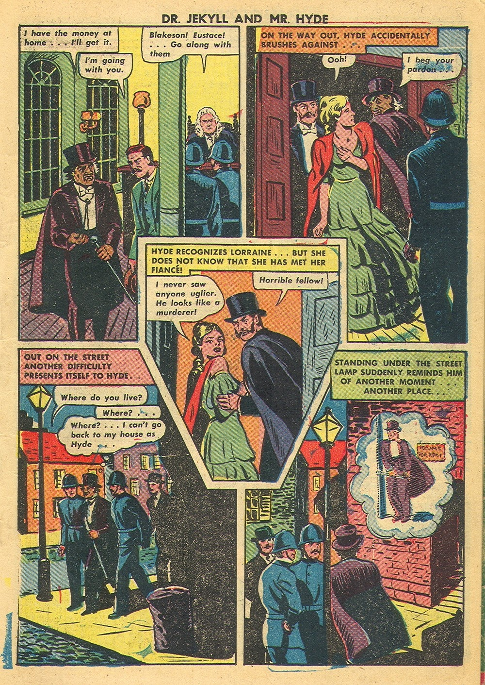 Classics Illustrated issue 13 - Page 19
