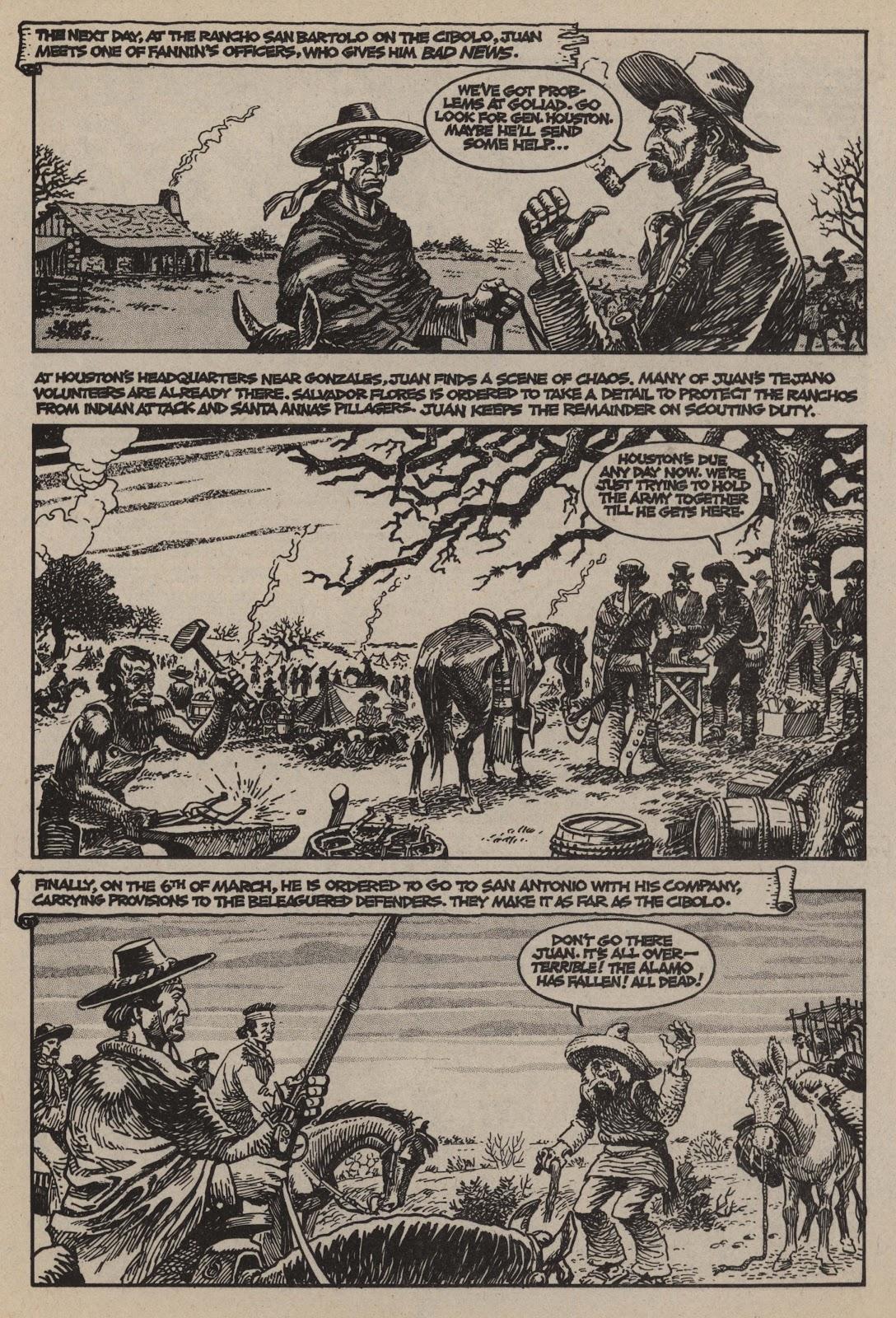 Recuerden el Alamo issue Full - Page 37