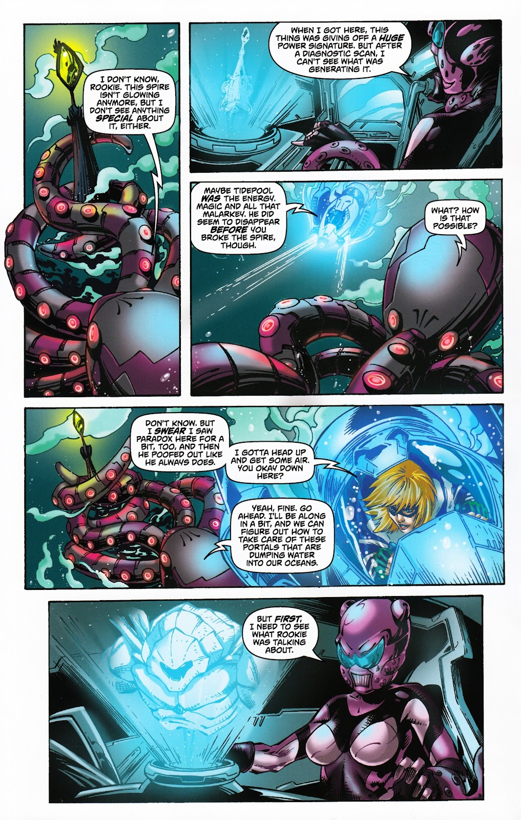 Read online Critter (2012) comic -  Issue #16 - 5