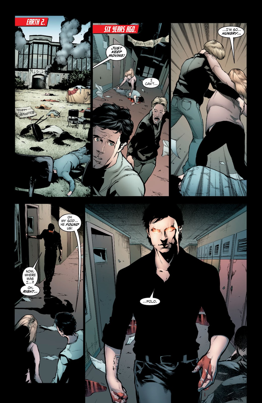 Read online Smallville Season 11 [II] comic -  Issue # TPB 3 - 75