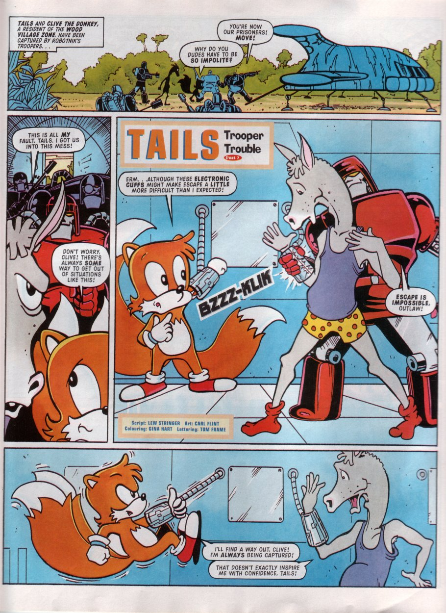 Read online Sonic the Comic comic -  Issue #86 - 16