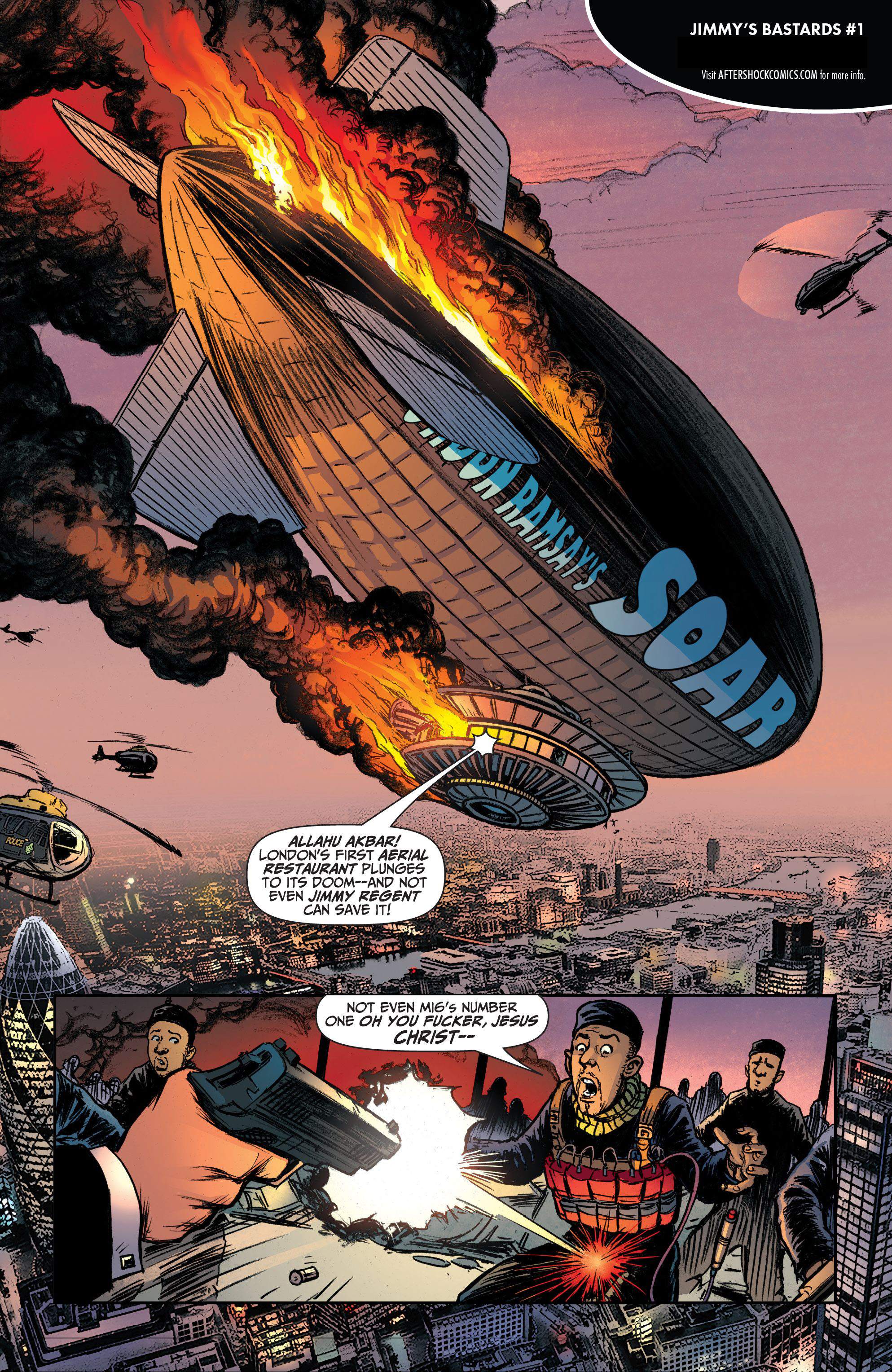 Read online American Monster comic -  Issue #6 - 27