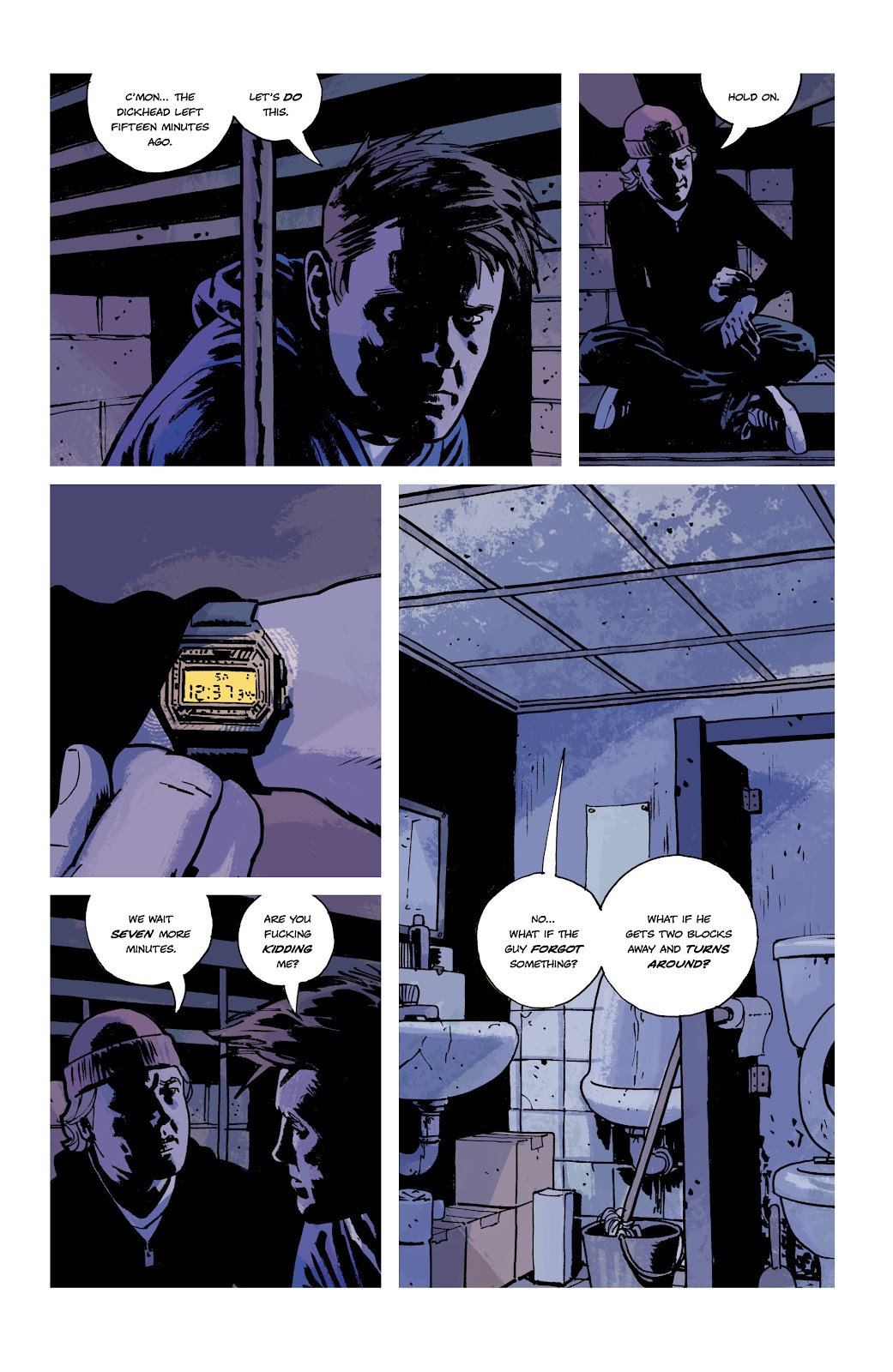 Read online Criminal (2019) comic -  Issue #9 - 4