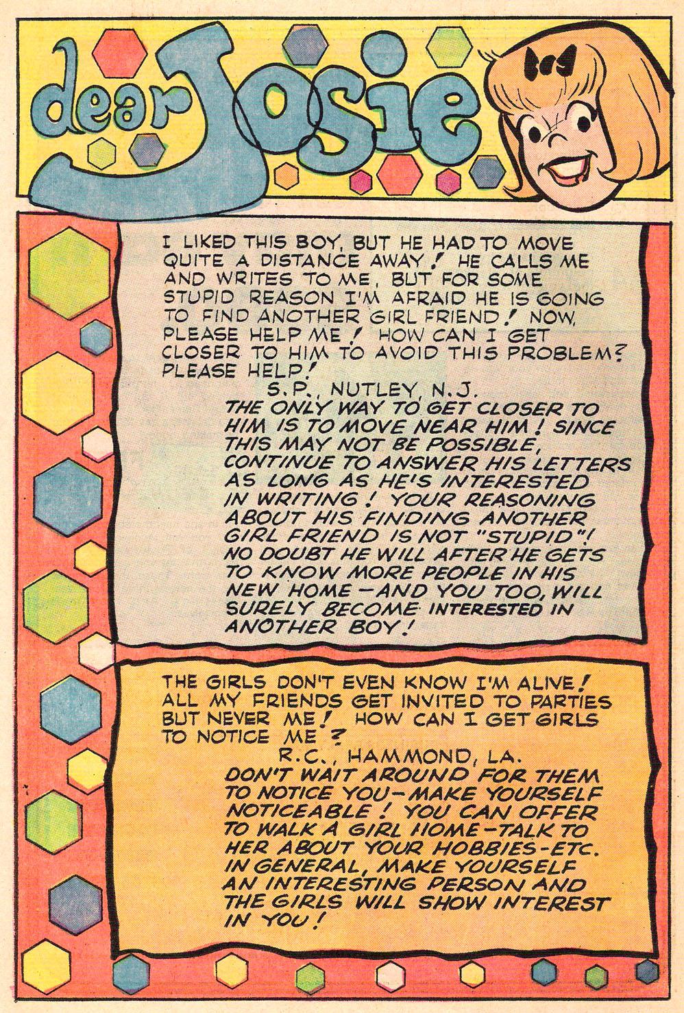 Read online She's Josie comic -  Issue #72 - 41