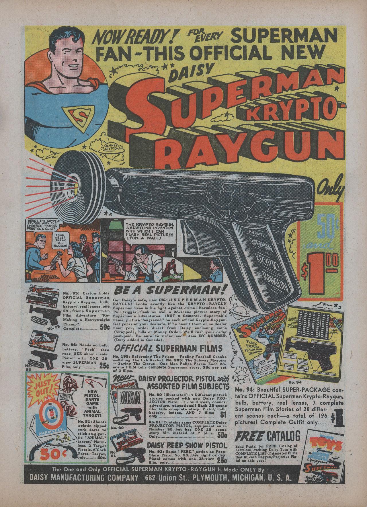 Read online Detective Comics (1937) comic -  Issue #48 - 23