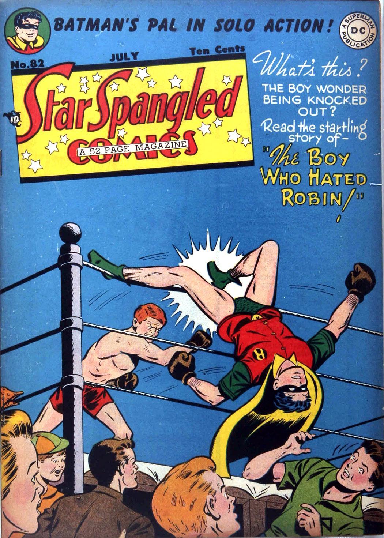 Star Spangled Comics (1941) 82 Page 1
