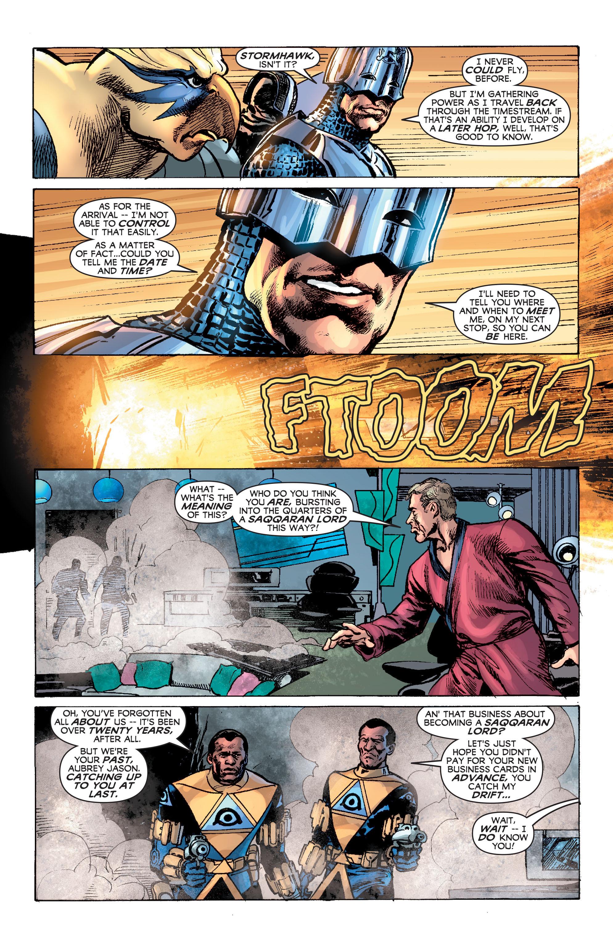Read online Astro City: Dark Age/Book Three comic -  Issue #3 - 23