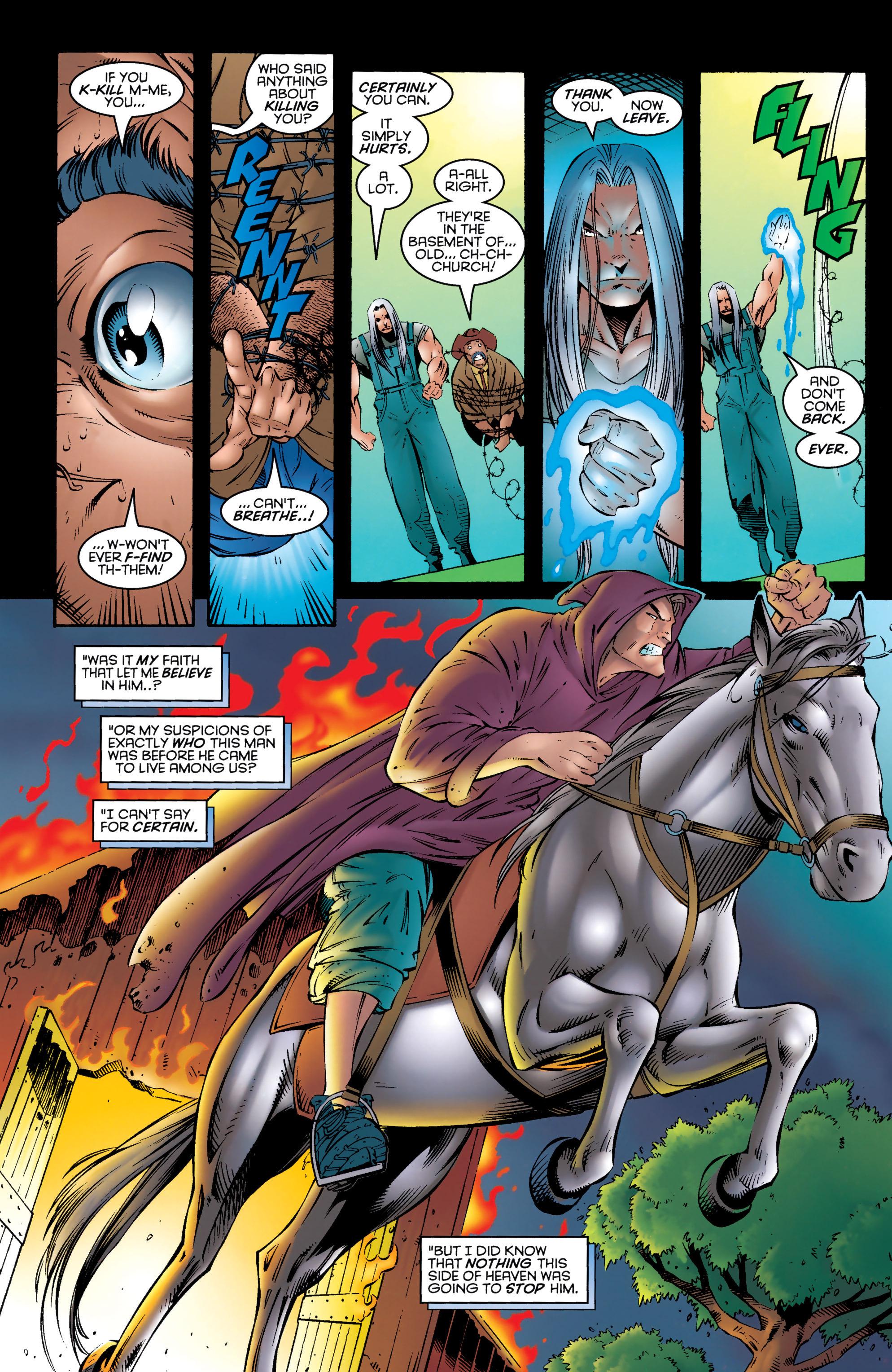 Read online Uncanny X-Men (1963) comic -  Issue #327 - 19