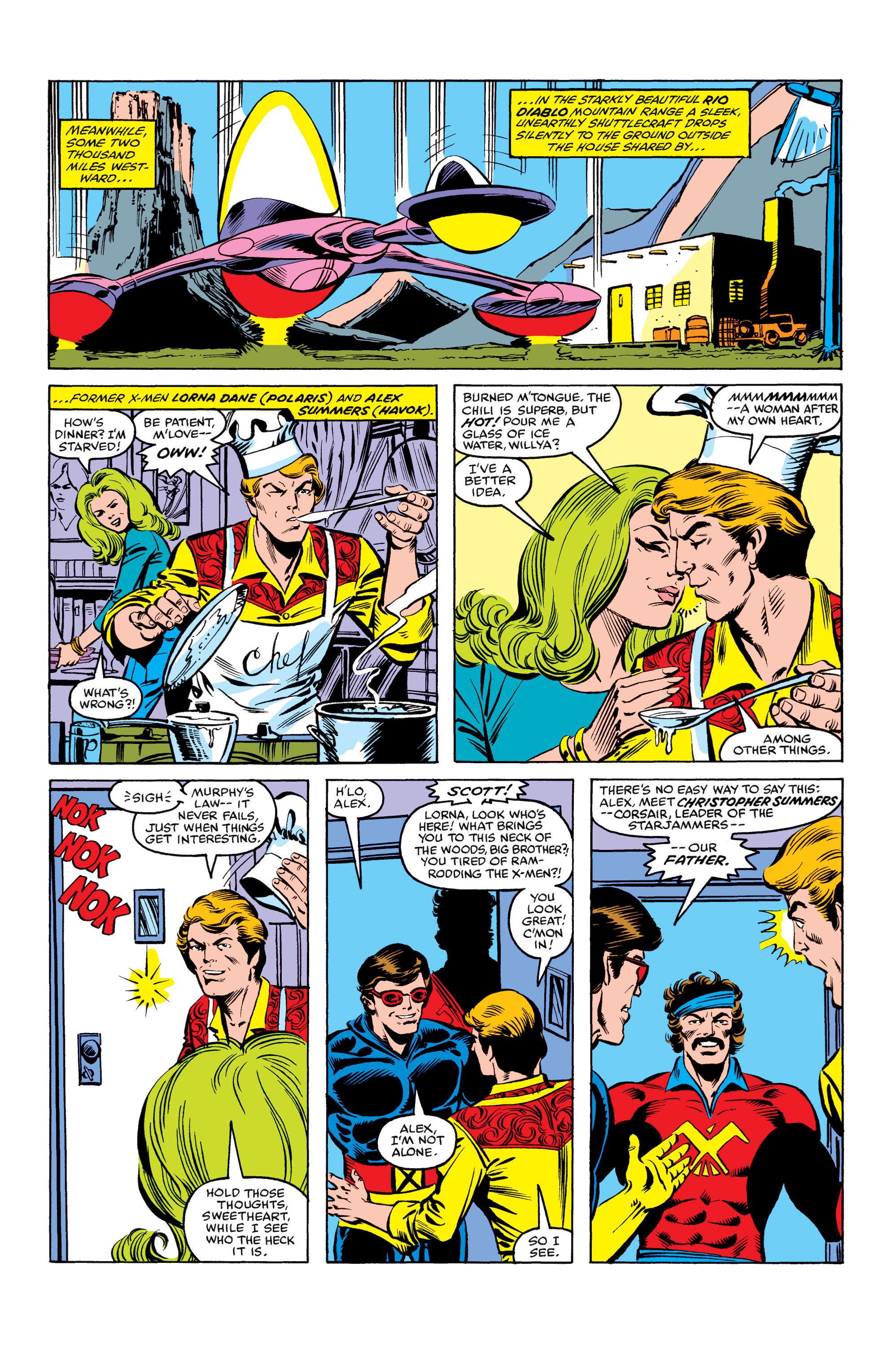 Read online Uncanny X-Men (1963) comic -  Issue #158 - 11