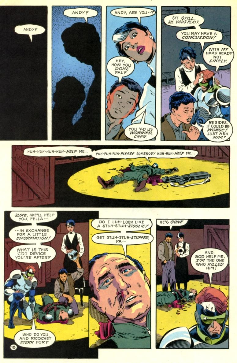 Read online Gunfire comic -  Issue #2 - 22