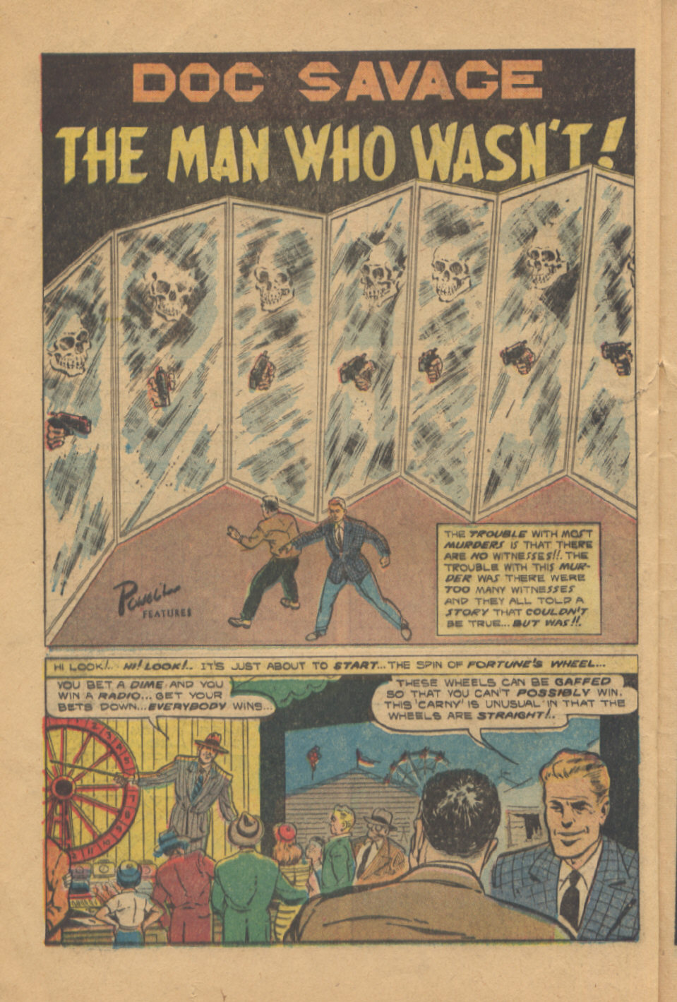 Read online Shadow Comics comic -  Issue #95 - 30