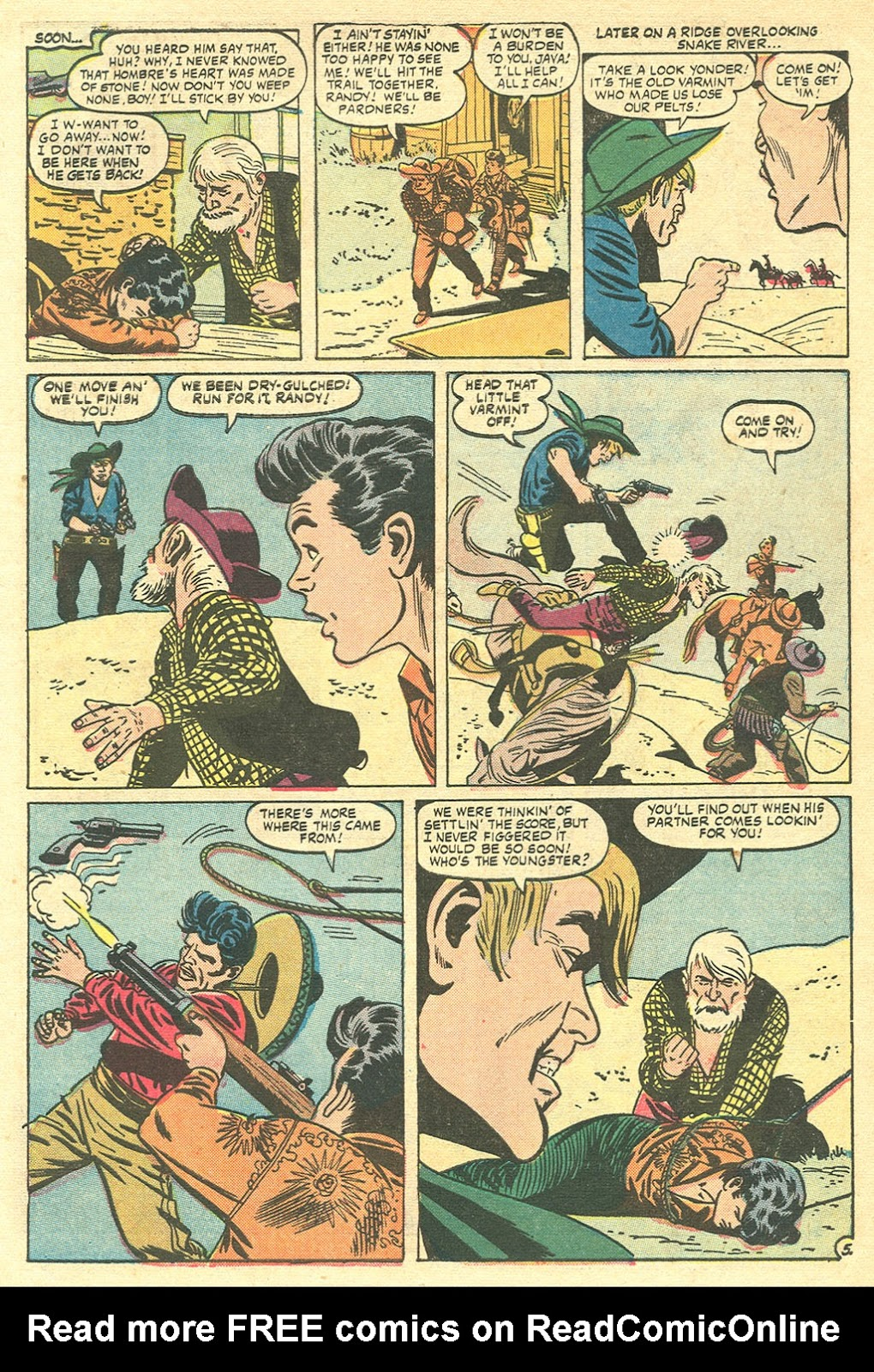 The Rawhide Kid (1955) issue 5 - Page 7