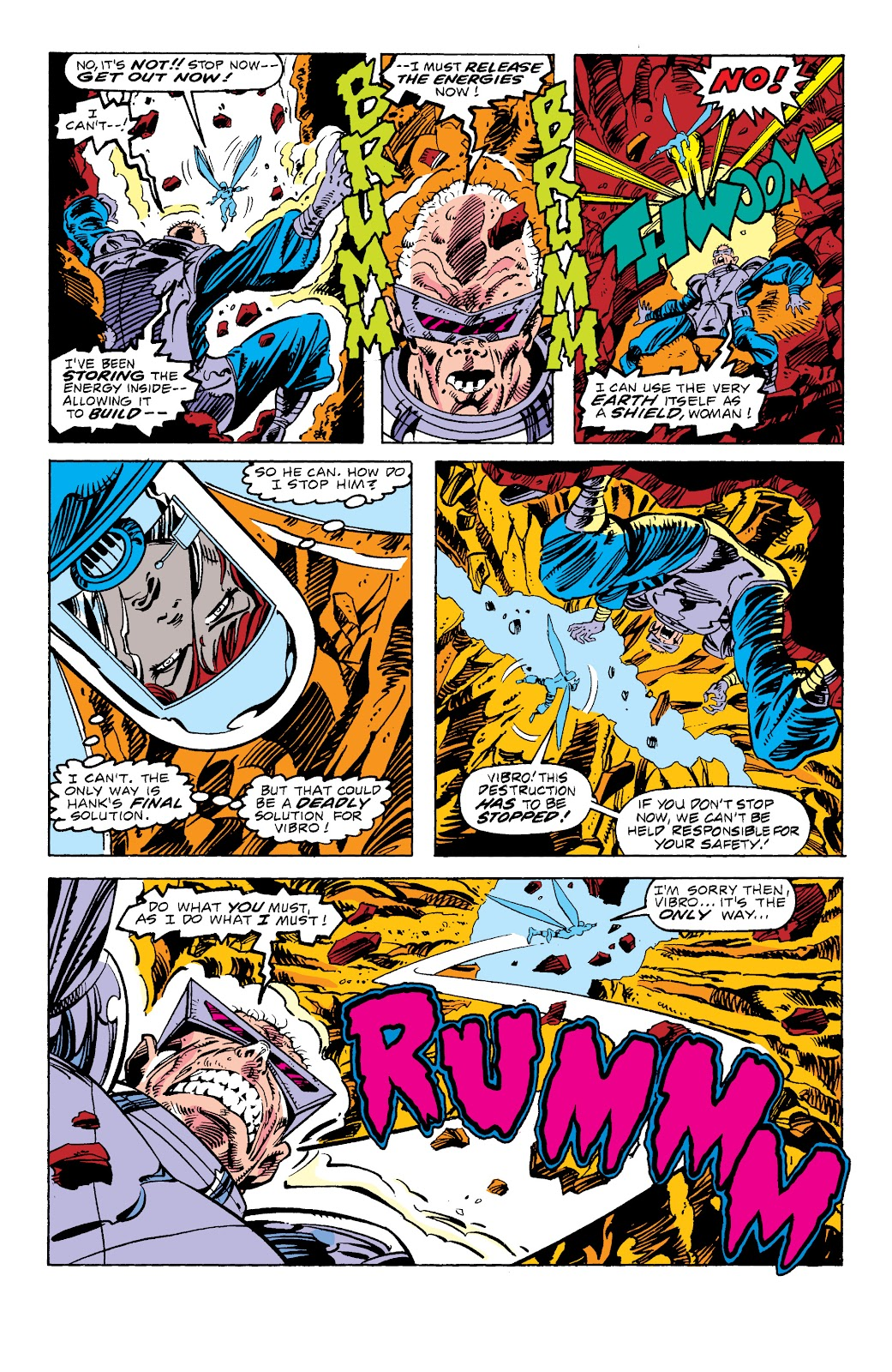 Avengers West Coast (1989) issue 58 - Page 20