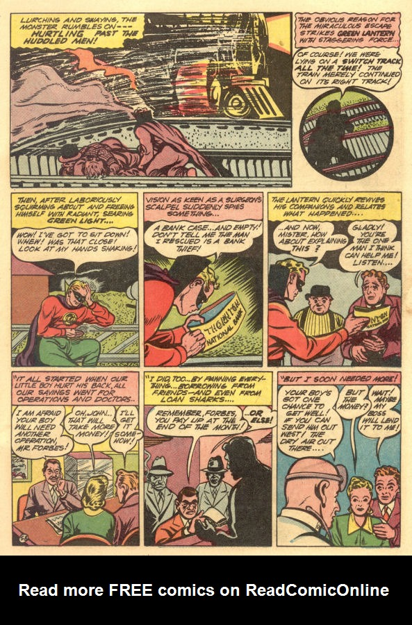 Green Lantern (1941) issue 8 - Page 21
