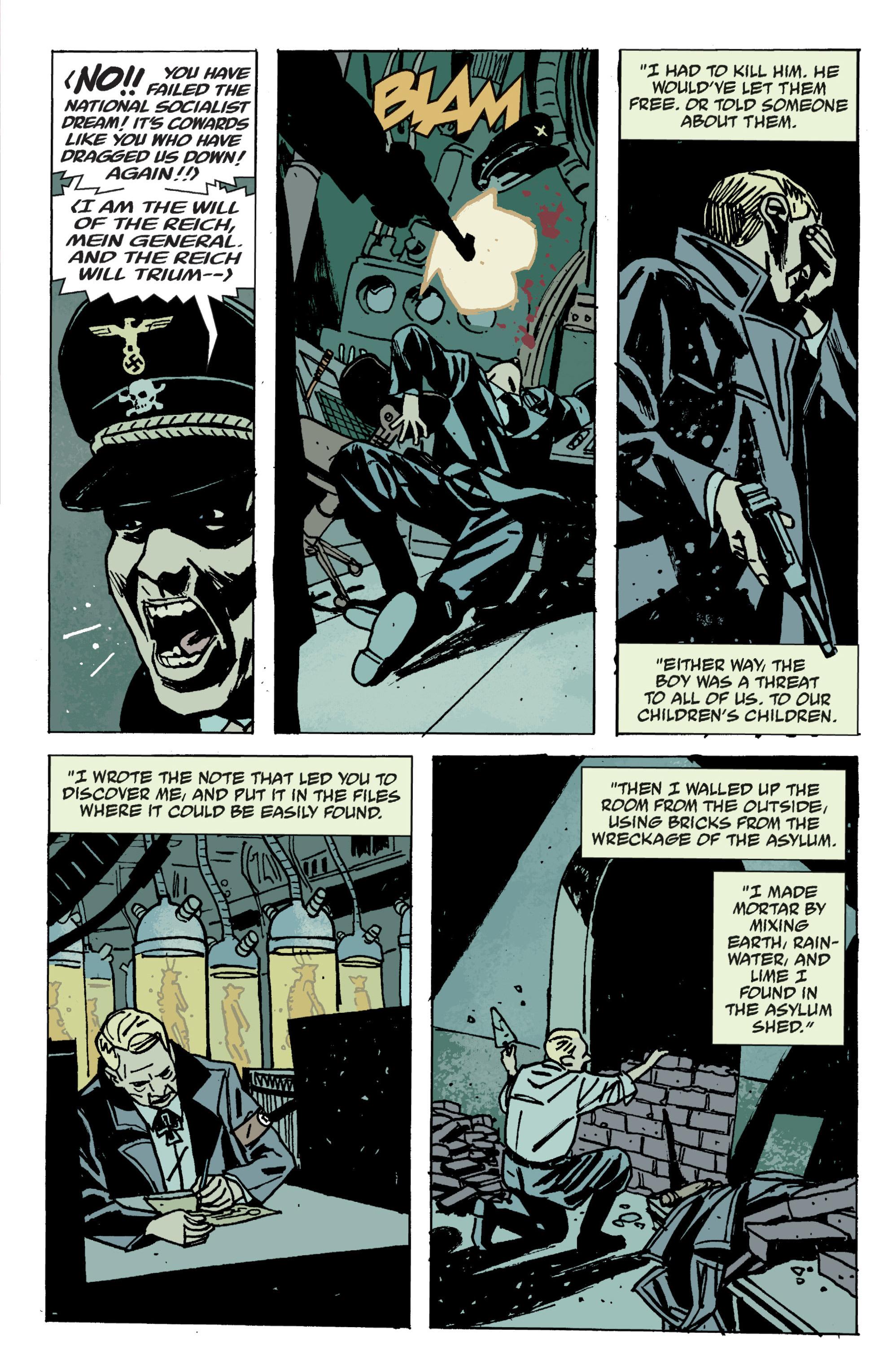 Read online B.P.R.D. (2003) comic -  Issue # TPB 9 - 98
