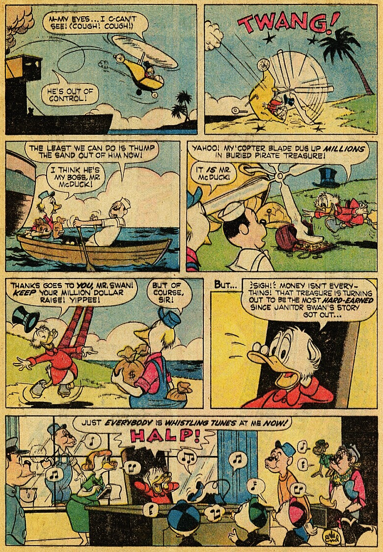 Read online Uncle Scrooge (1953) comic -  Issue #157 - 17
