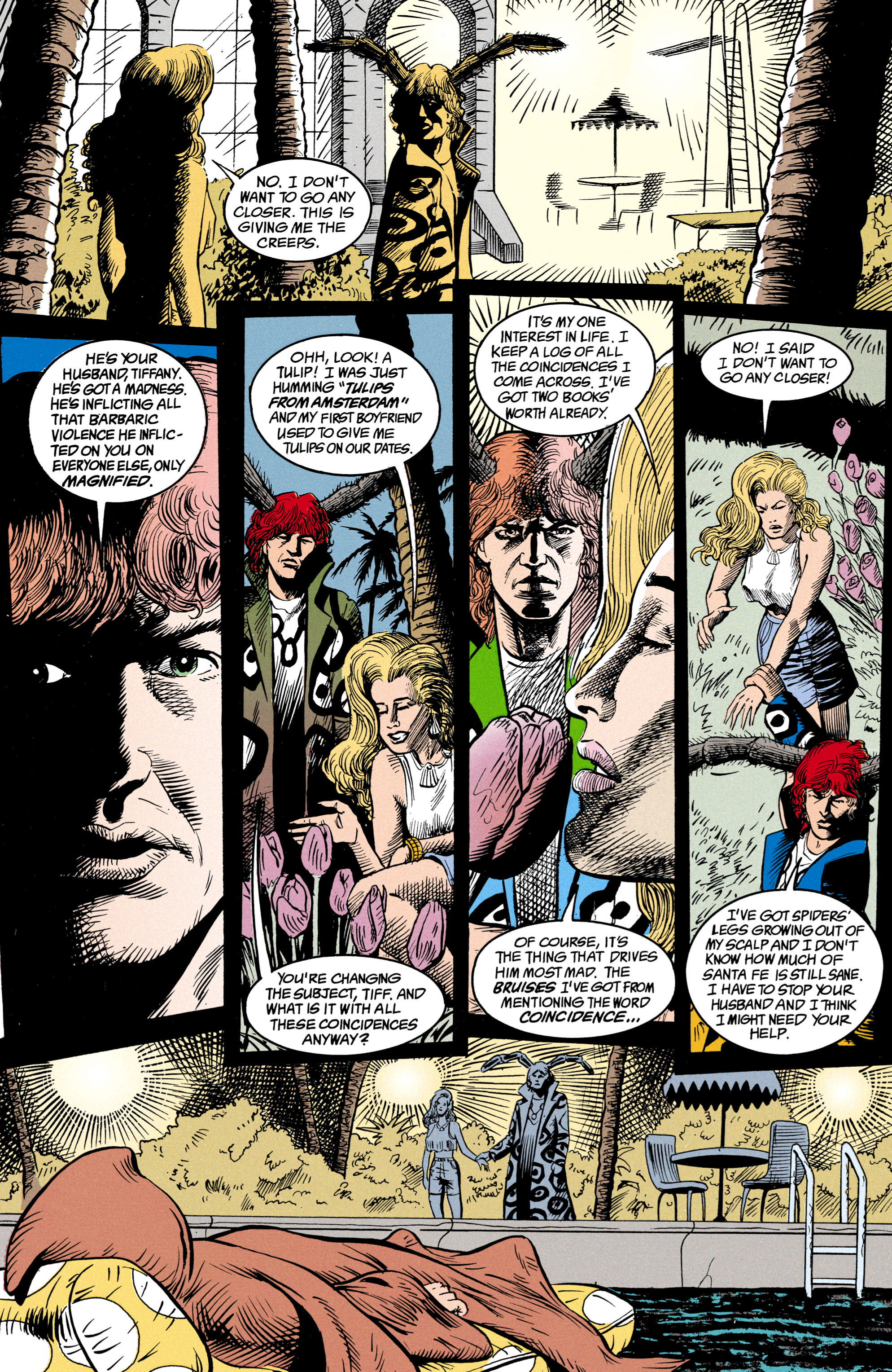 Read online Shade, the Changing Man comic -  Issue #14 - 19
