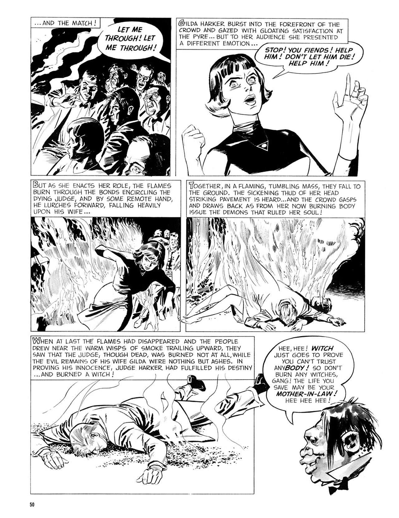 Read online Eerie Archives comic -  Issue # TPB 2 - 51
