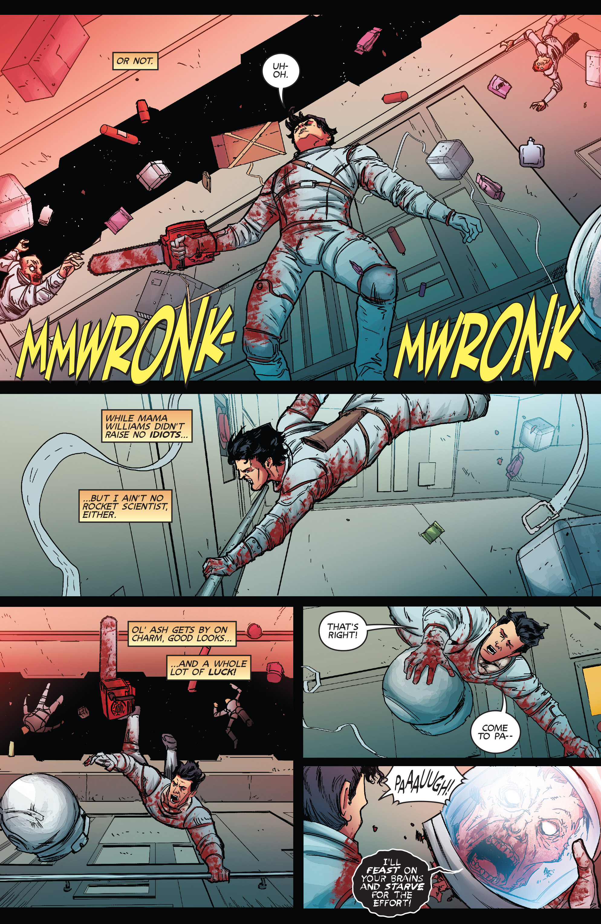 Read online Army of Darkness (2014) comic -  Issue #1 - 13