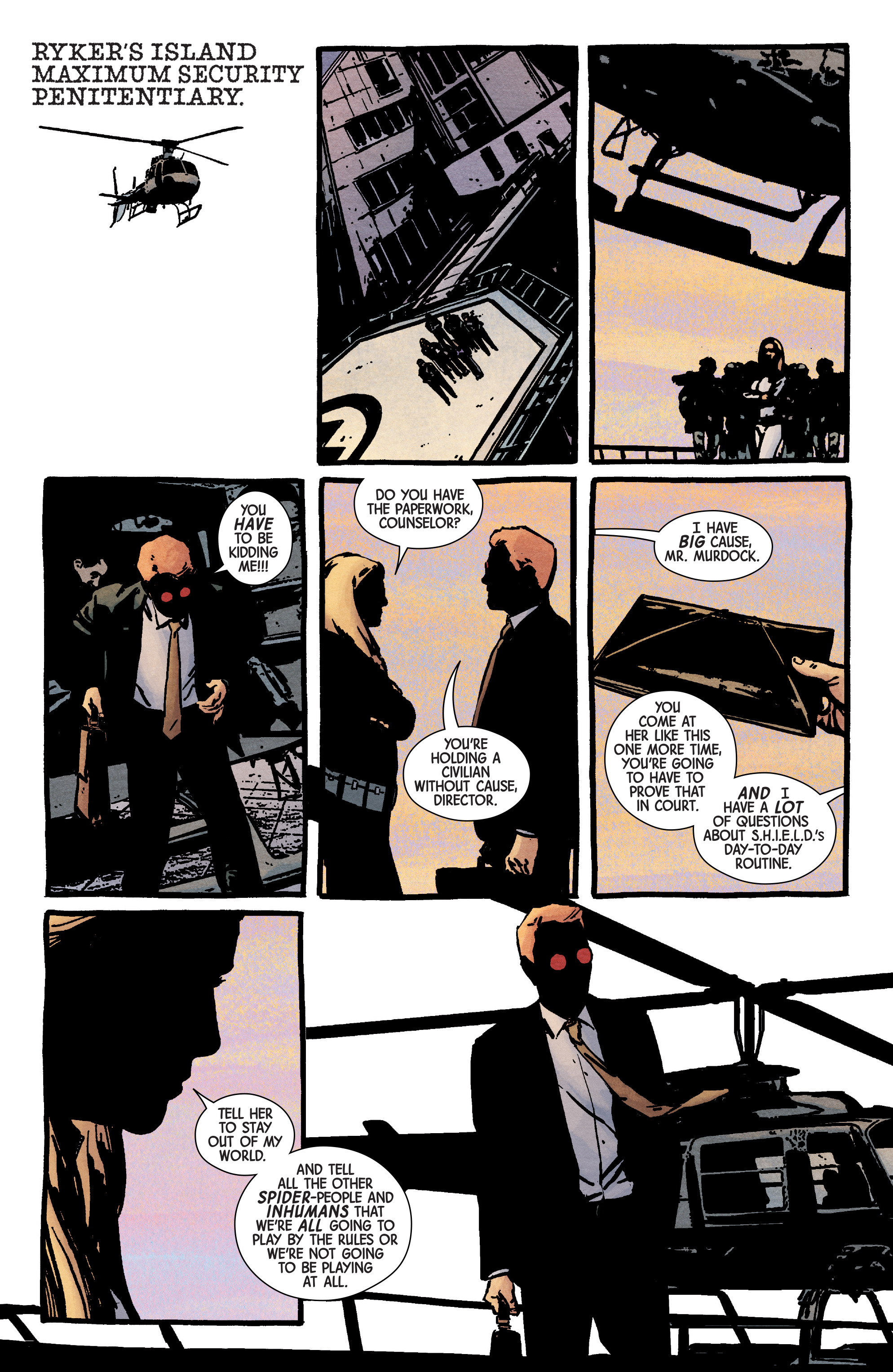 Read online Jessica Jones (2016) comic -  Issue #9 - 10