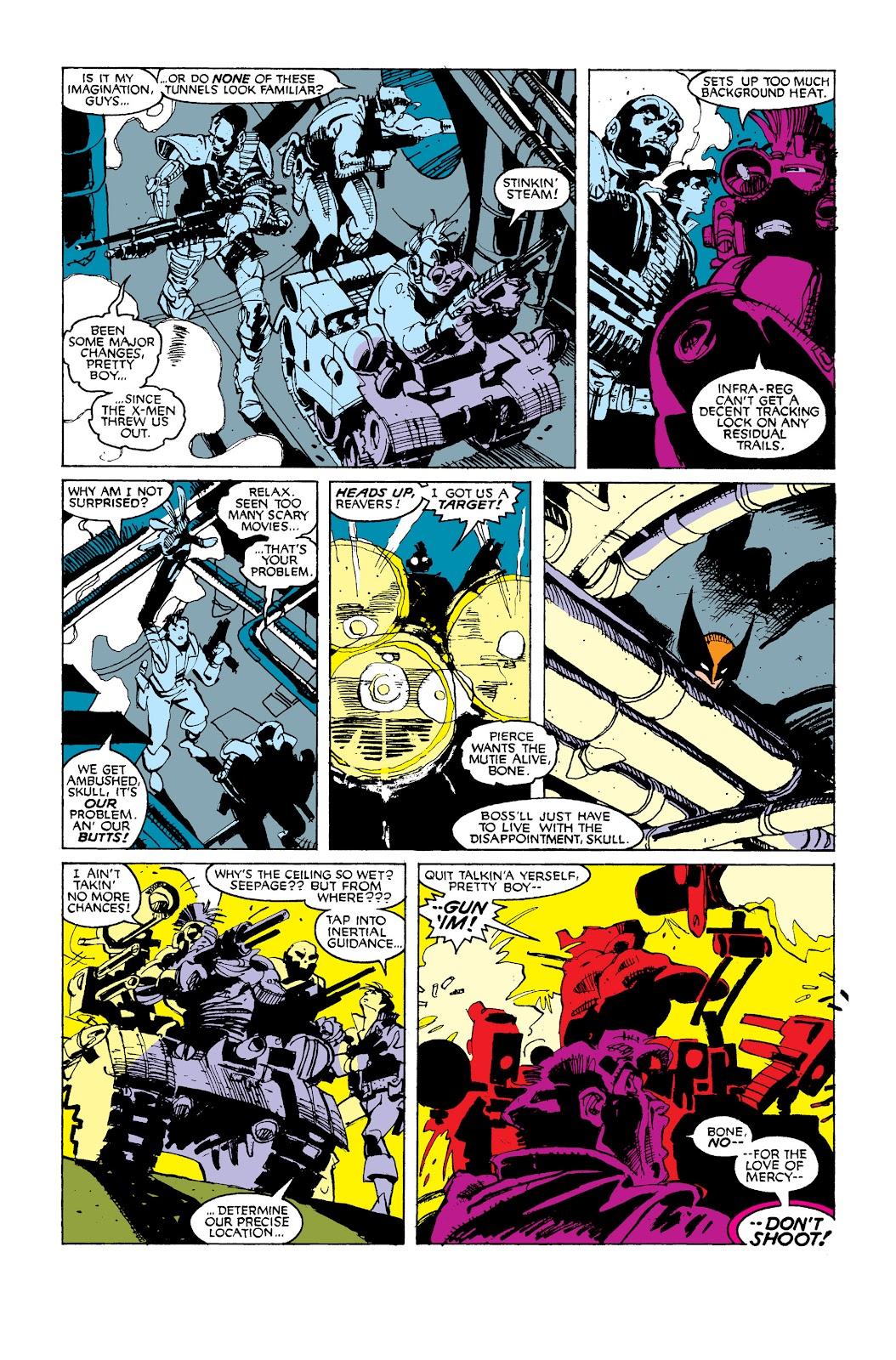 Uncanny X-Men (1963) issue 252 - Page 19