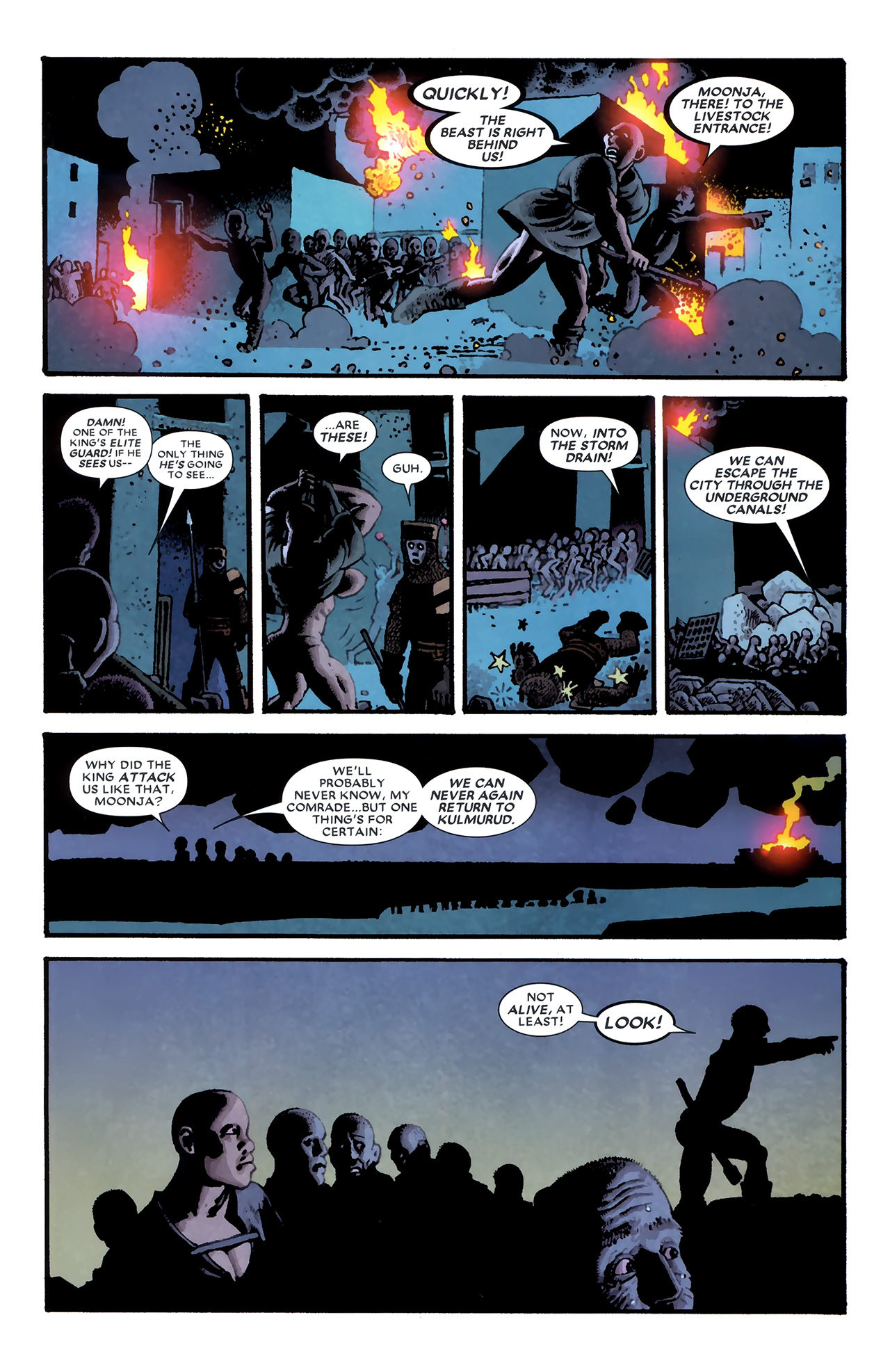 Read online Starr the Slayer comic -  Issue #3 - 17