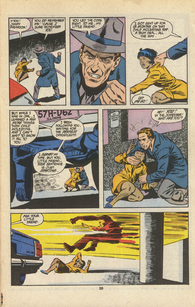 Read online Justice (1986) comic -  Issue #16 - 22