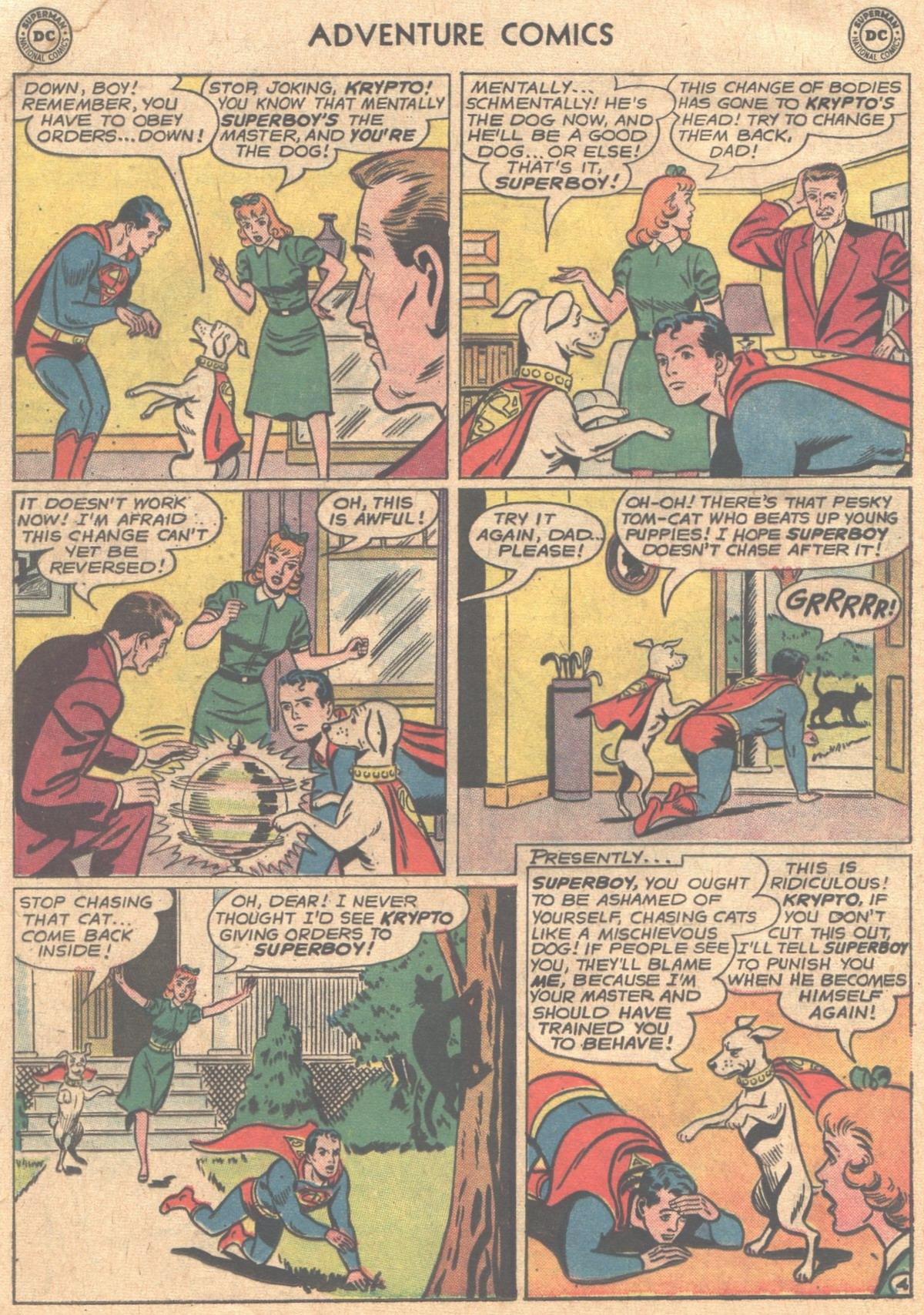 Read online Adventure Comics (1938) comic -  Issue #310 - 28