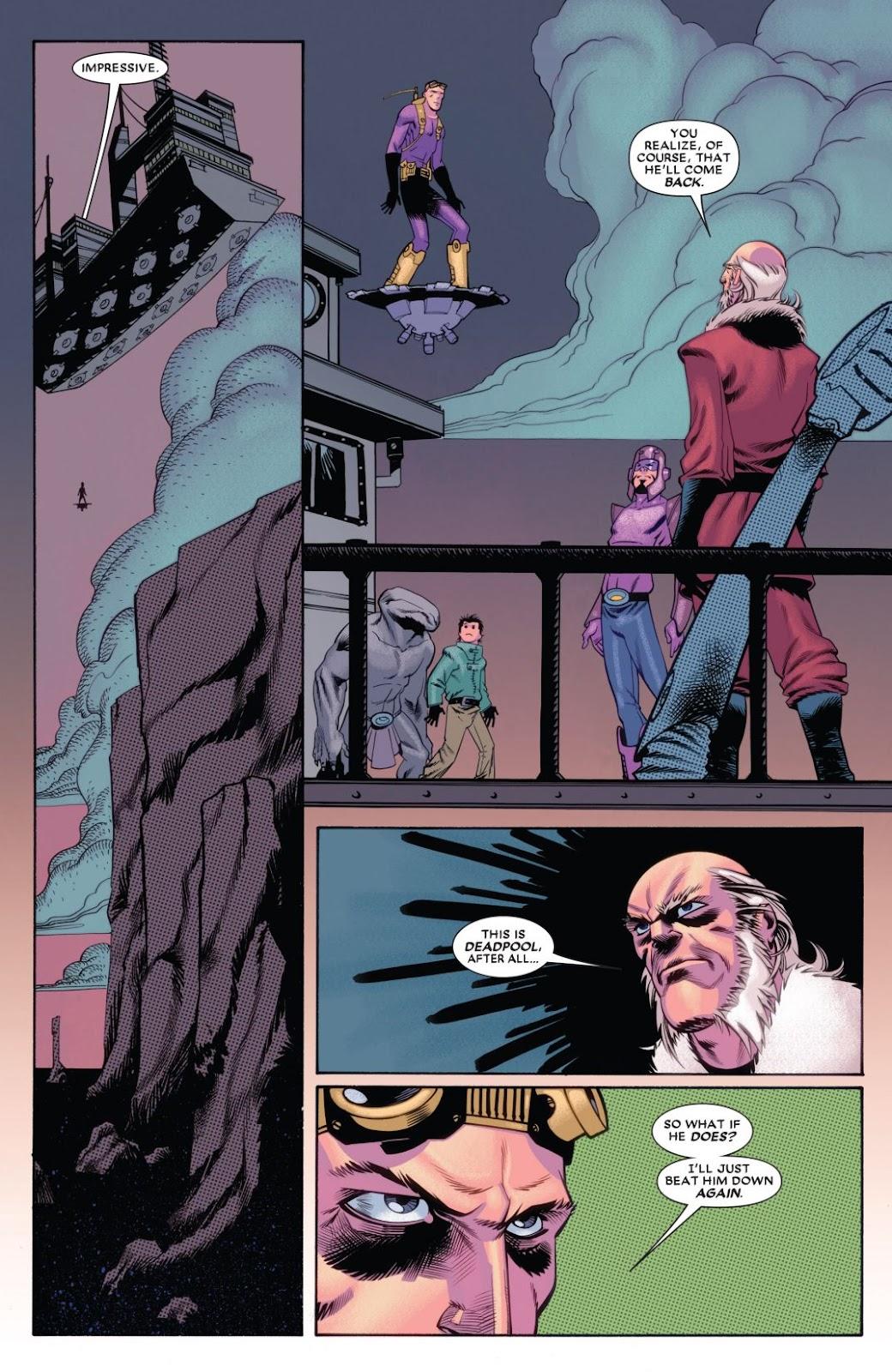 Read online Deadpool (2008) comic -  Issue #55 - 18