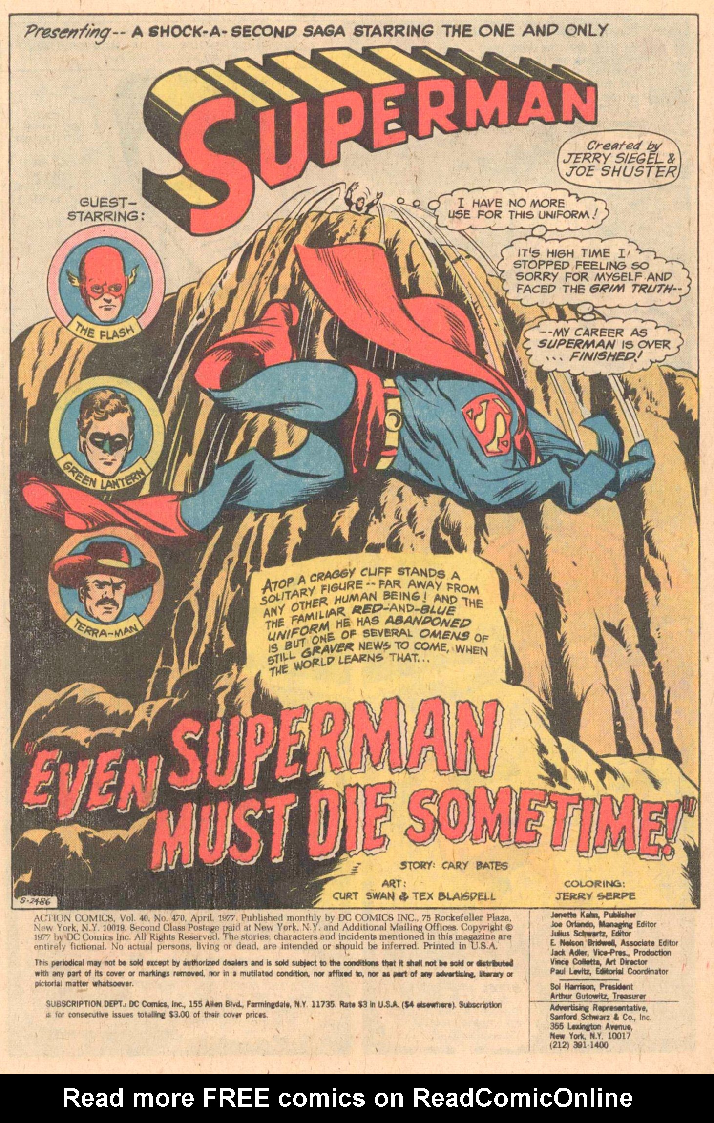 Read online Action Comics (1938) comic -  Issue #470 - 3