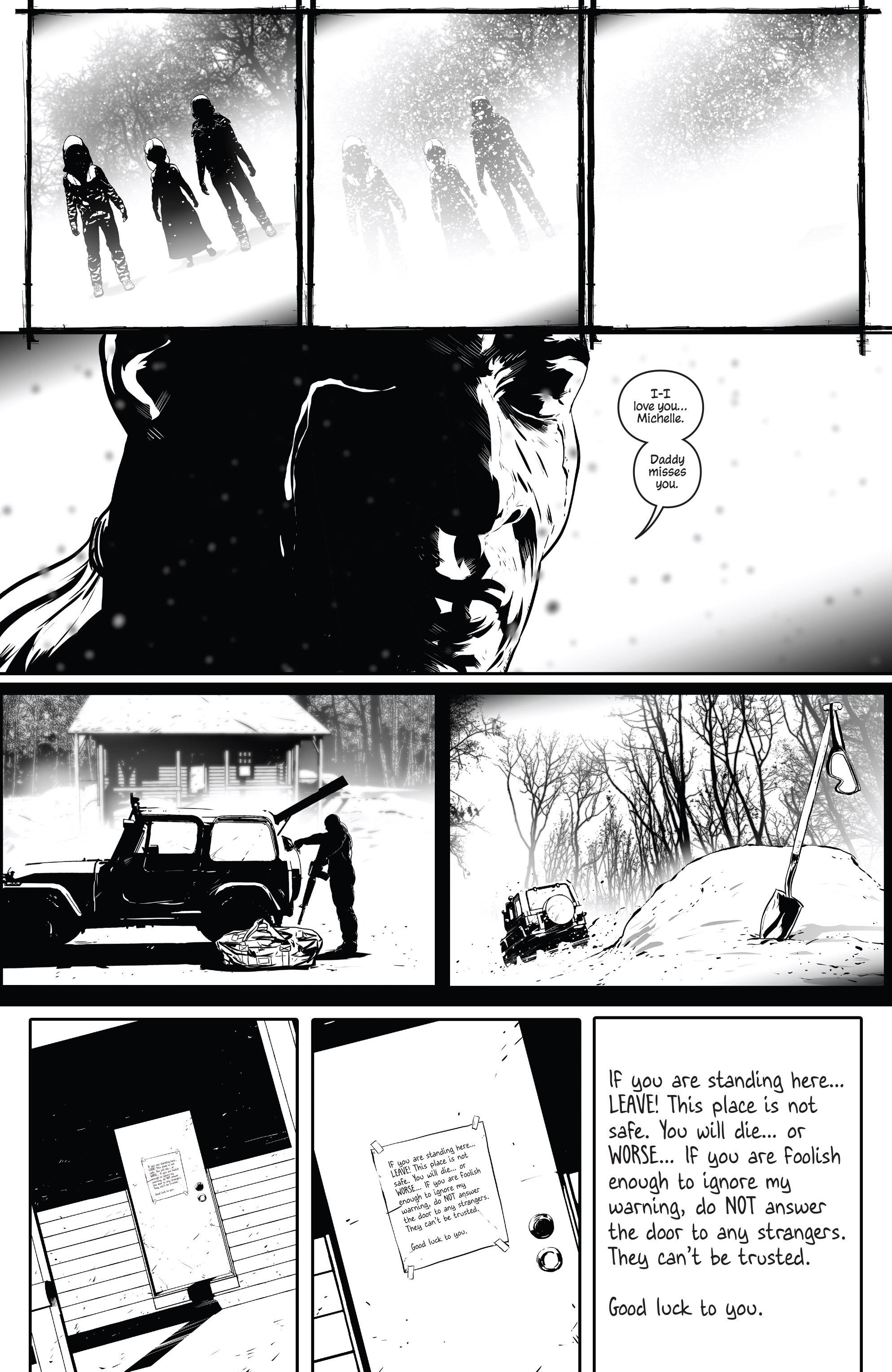 Read online Aftershock Genesis comic -  Issue #1 - 19