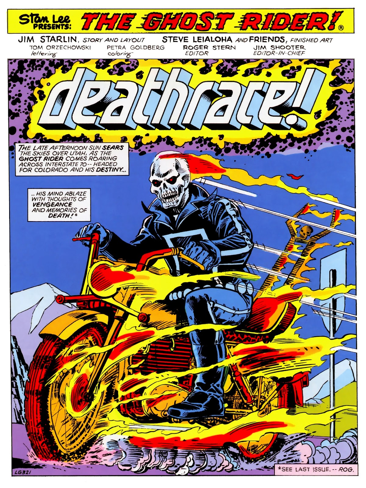 Read online Ghost Rider (2006) comic -  Issue # Annual 2 - 27
