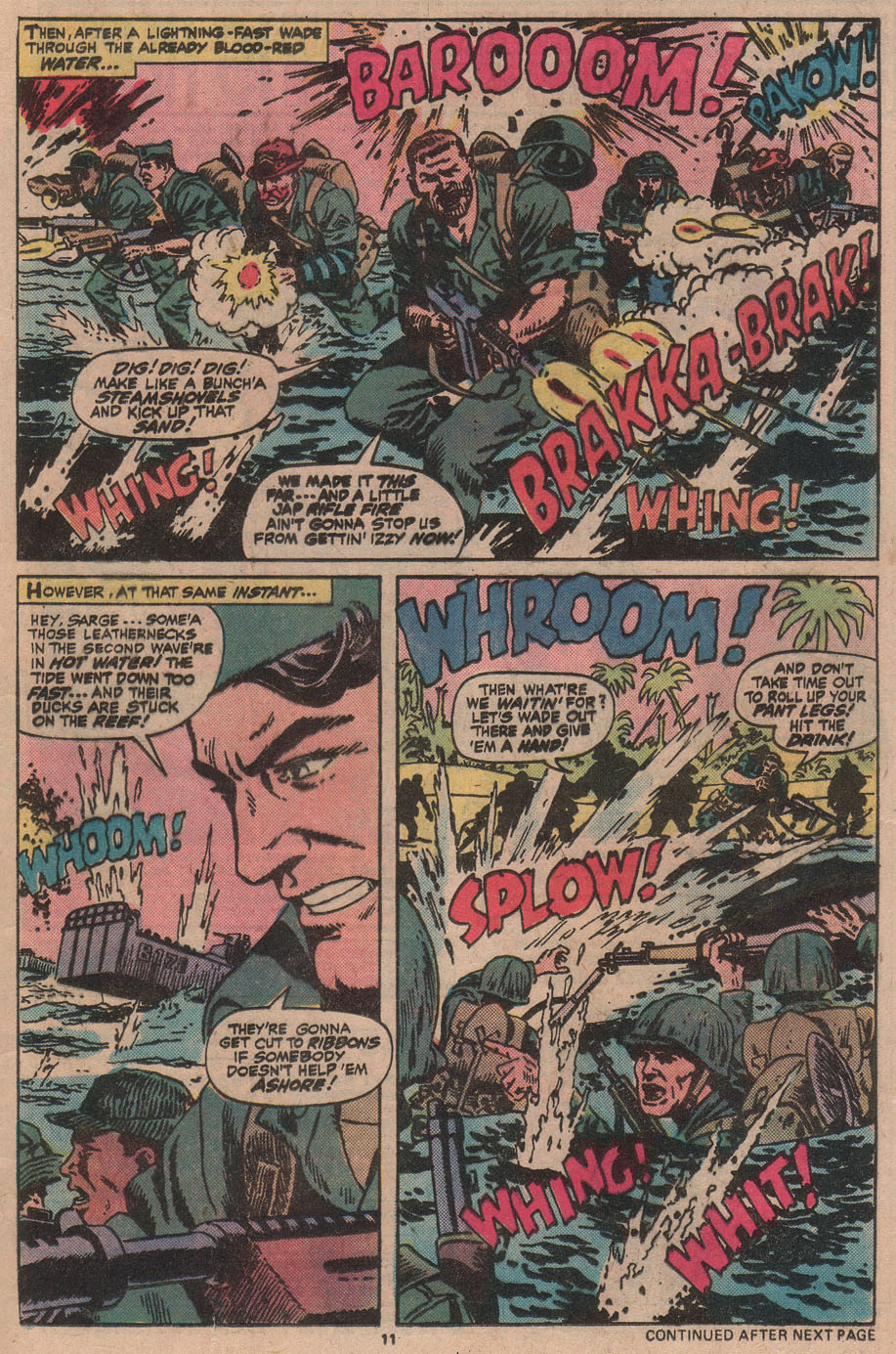 Read online Sgt. Fury comic -  Issue #145 - 13