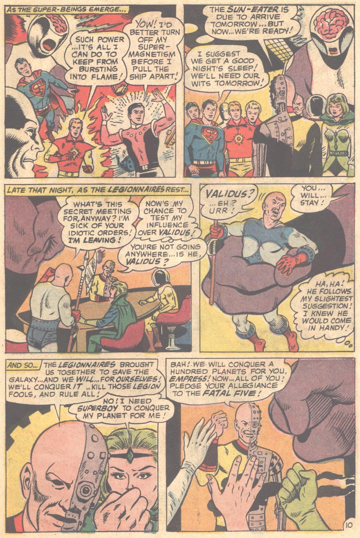 Read online Adventure Comics (1938) comic -  Issue #353 - 15