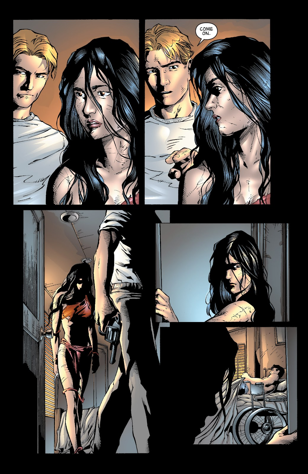 Read online Elektra (2001) comic -  Issue # _TPB Elektra by Greg Rucka Ultimate Collection (Part 3) - 20