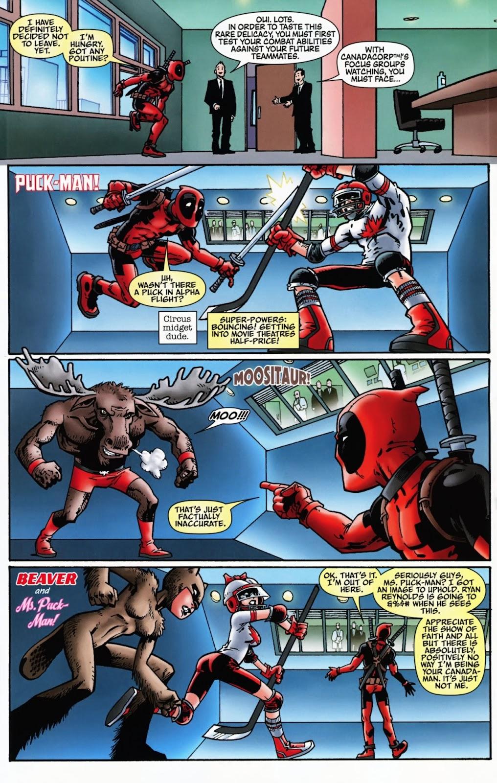 Read online Deadpool (2008) comic -  Issue #1000 - 57