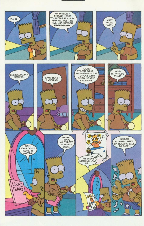 Read online Simpsons Comics comic -  Issue #9 - 3