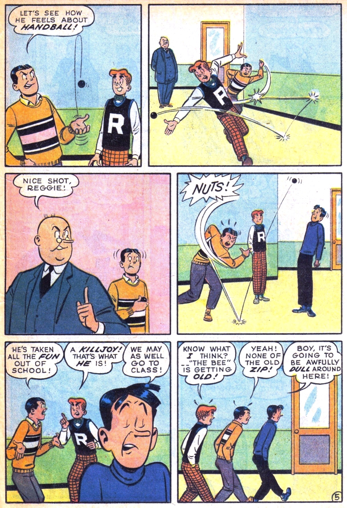 Read online Archie (1960) comic -  Issue #129 - 17