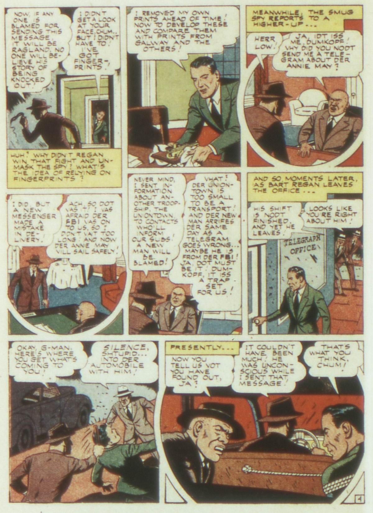 Read online Detective Comics (1937) comic -  Issue #77 - 36