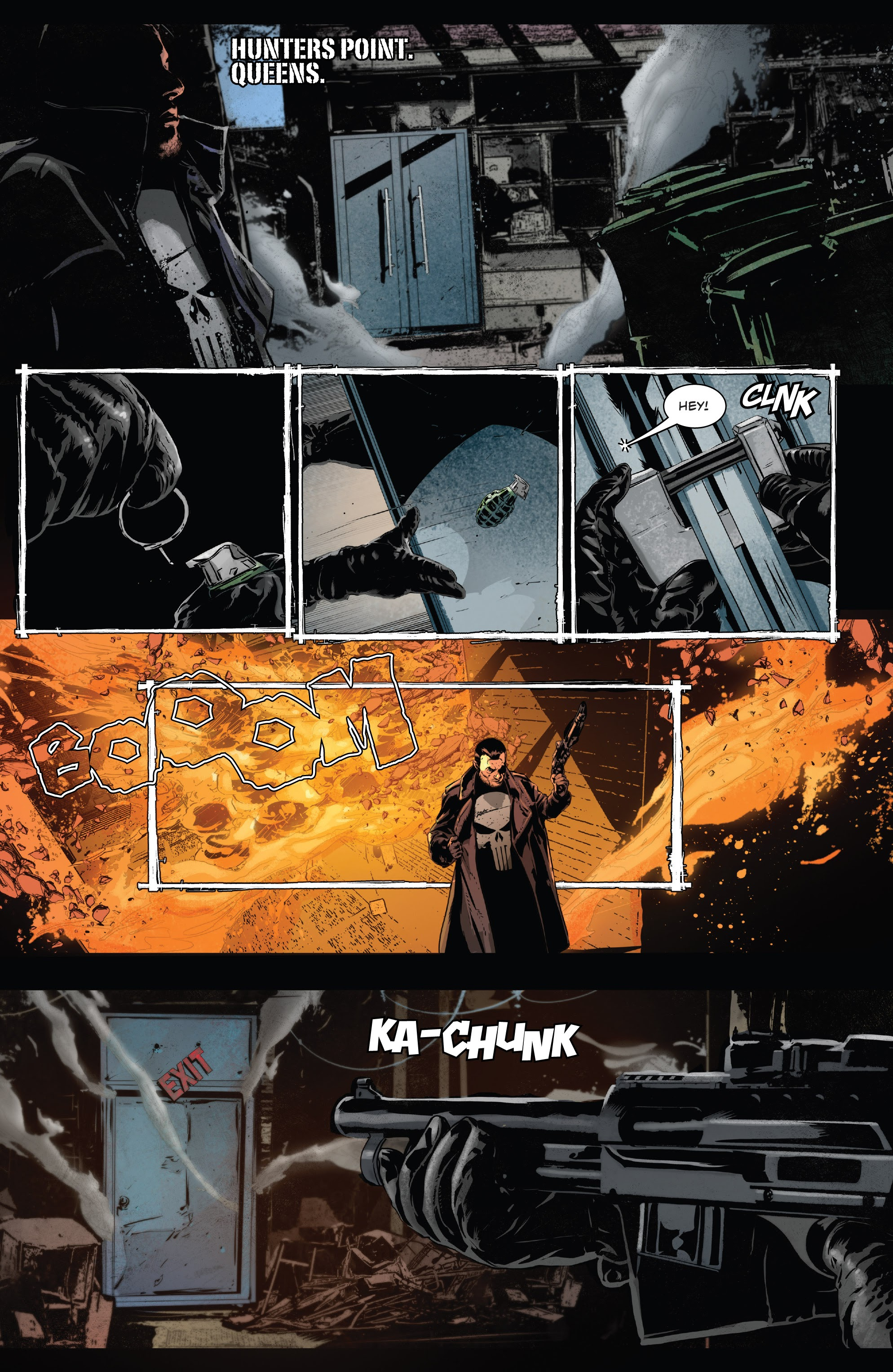 Read online The Punisher (2018) comic -  Issue #13 - 18