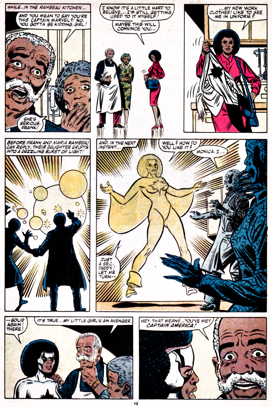 The Avengers (1963) 246 Page 12