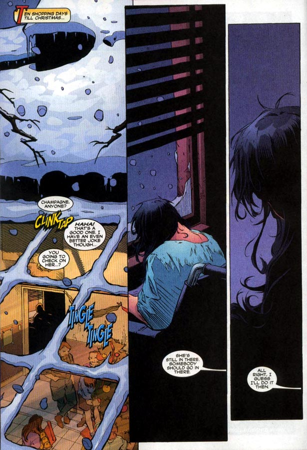 Read online Uncanny X-Men (1963) comic -  Issue # _Annual 2000 - 20