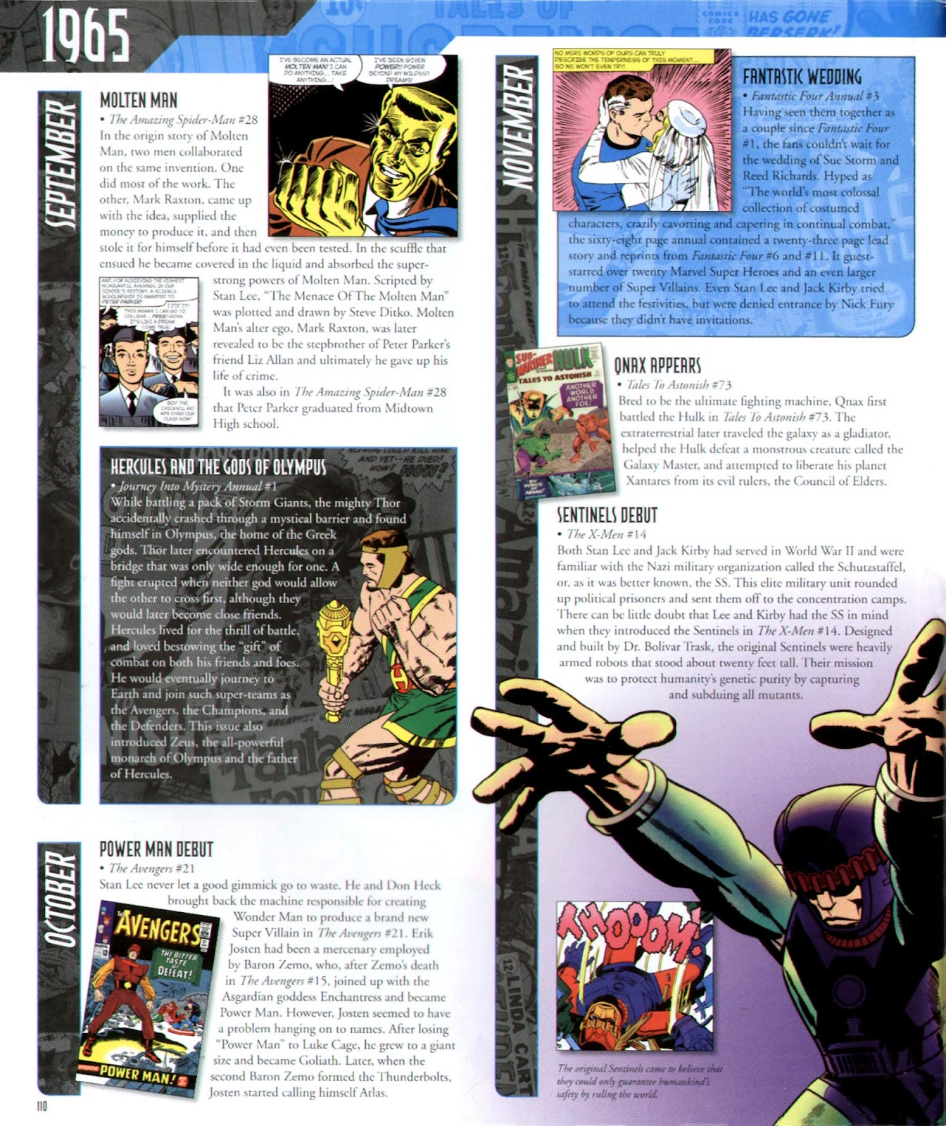 Read online Marvel Chronicle comic -  Issue # TPB (Part 2) - 10