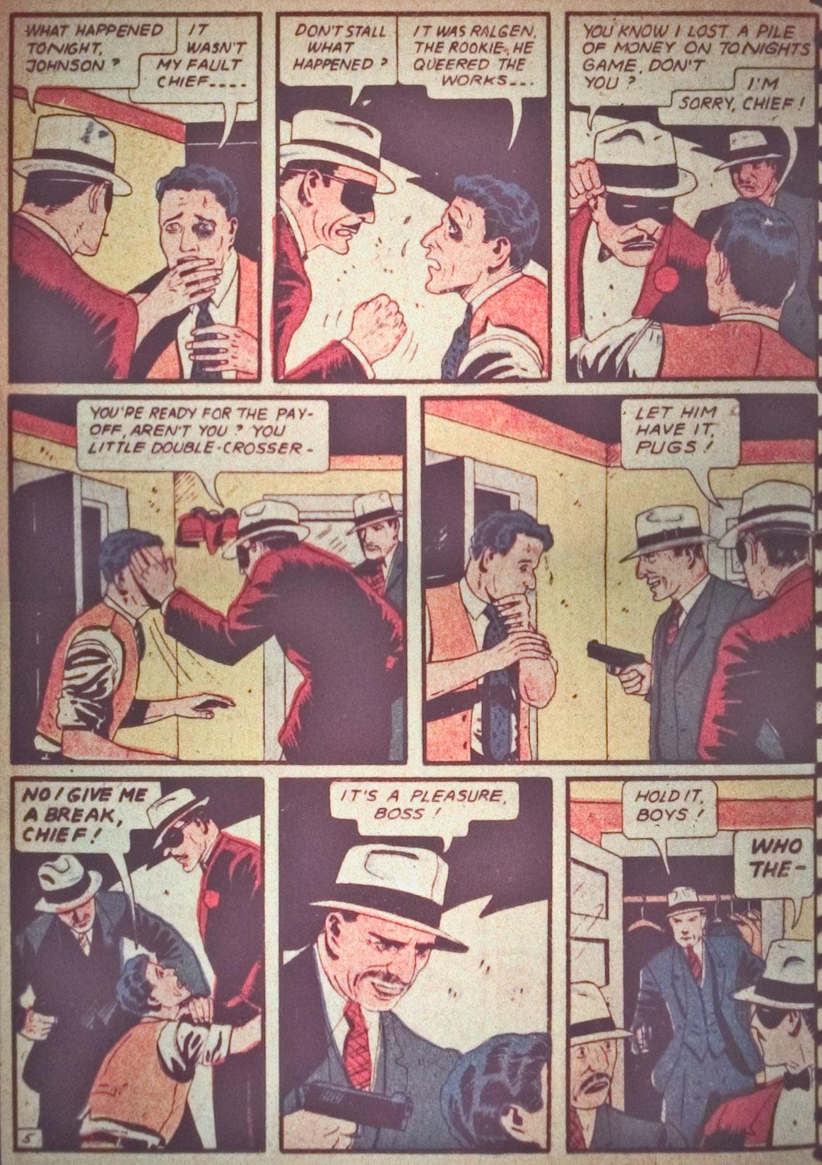 Read online Detective Comics (1937) comic -  Issue #26 - 64
