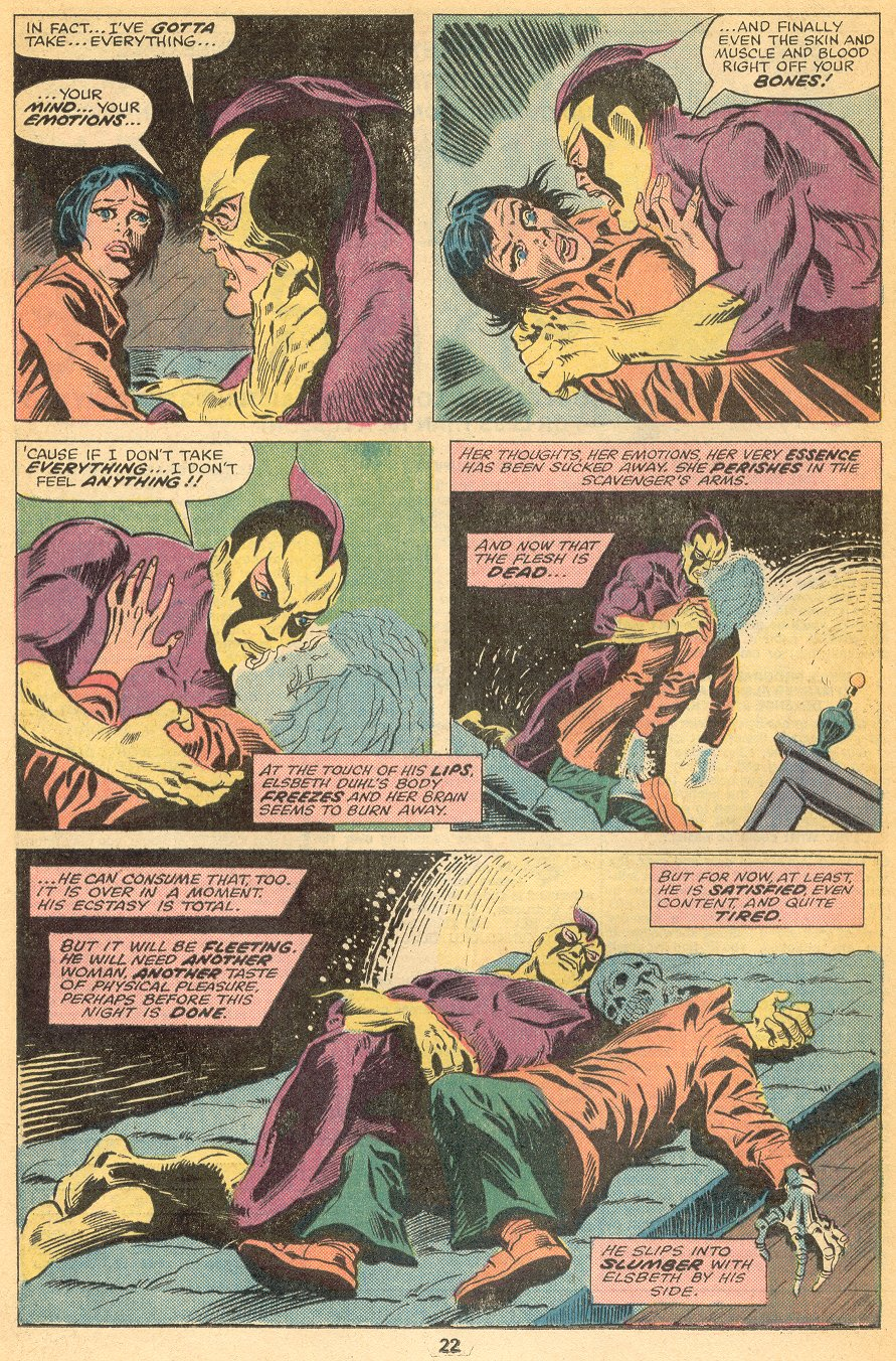 Man-Thing (1974) issue 21 - Page 16