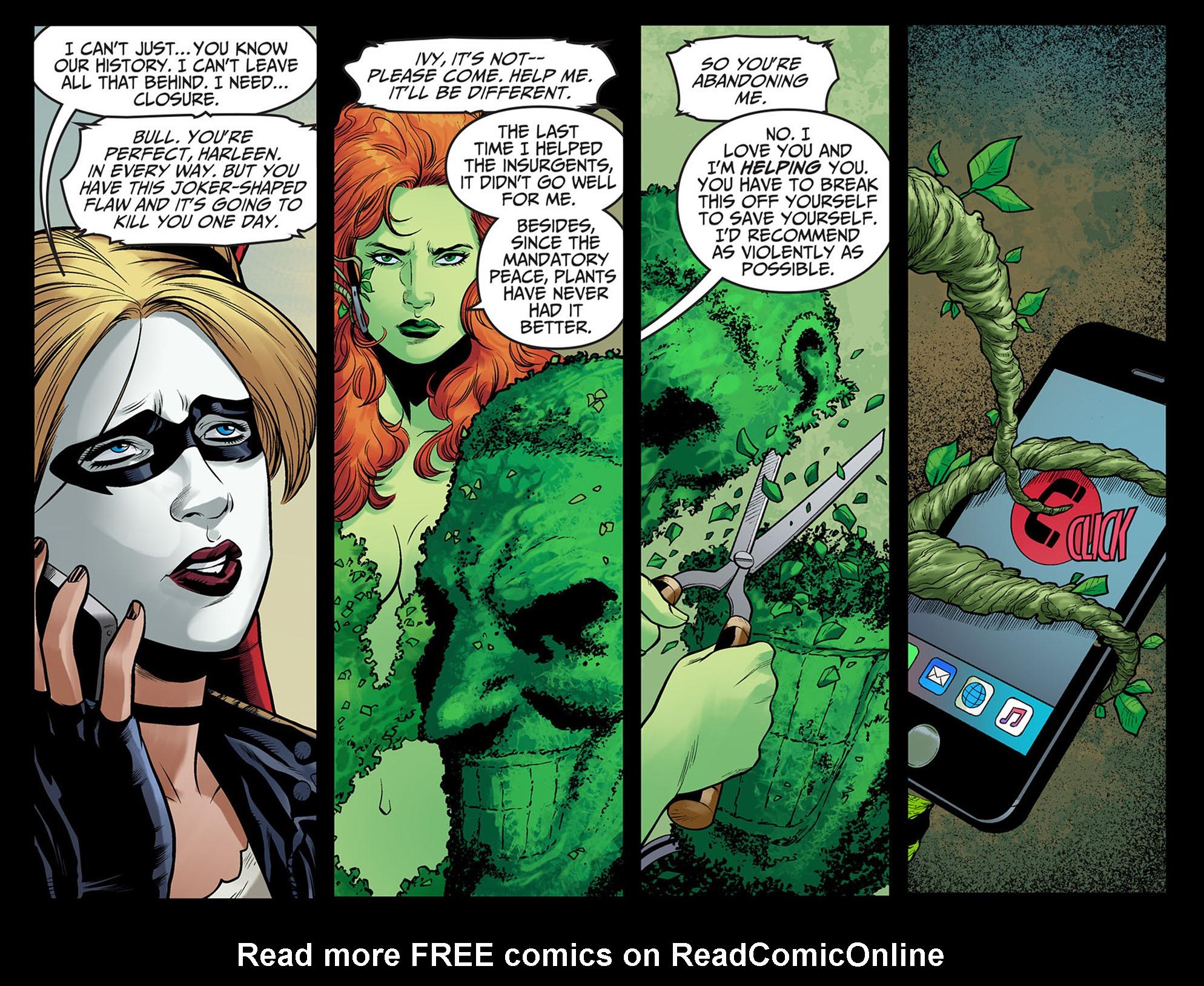 Read online Injustice: Ground Zero comic -  Issue #7 - 11
