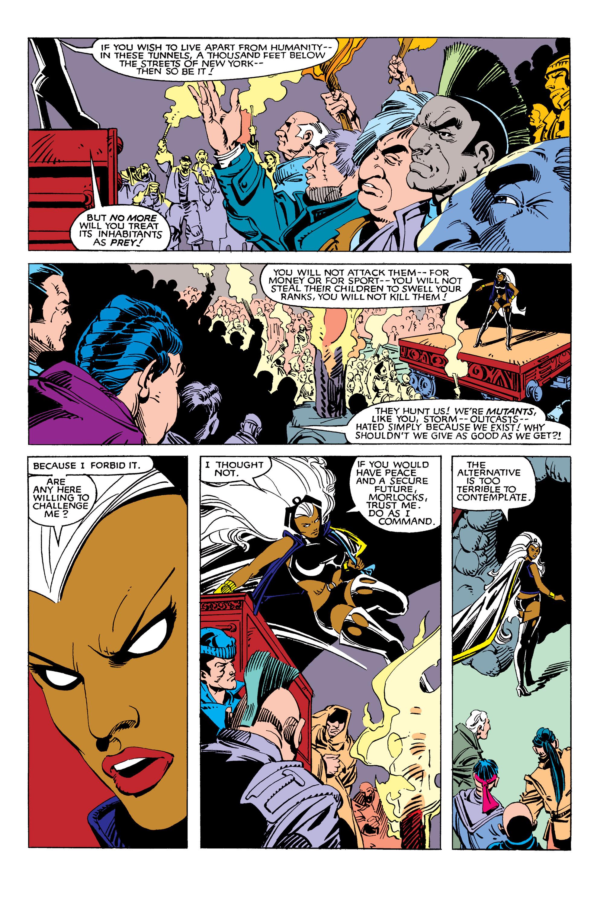 Read online Uncanny X-Men (1963) comic -  Issue #171 - 3