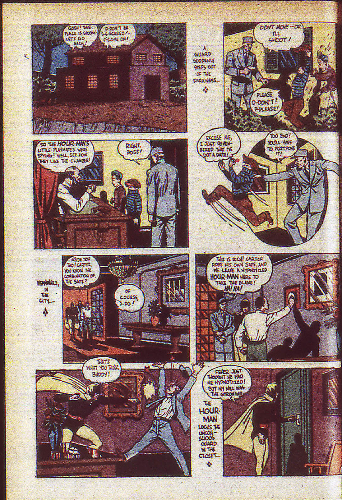 Read online Adventure Comics (1938) comic -  Issue #59 - 9
